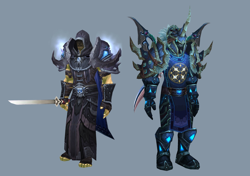 The Death Knight transmog thread! - Page 91